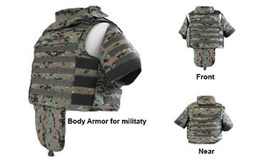 Body-militaty